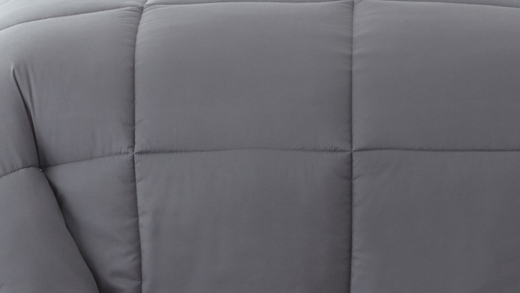Classic Light-Warmth Down Alternative Reversible Comforter 60% off