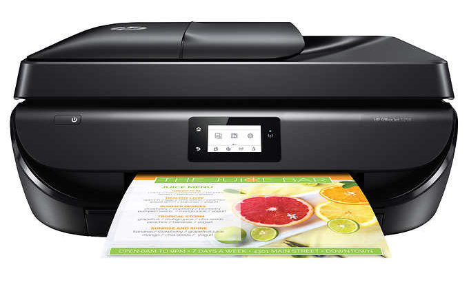 HP OfficeJet 5258 All-in-One Wireless Printer 40% off $50