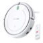 Robot Cleaner Vacuum Remote, Slim Design, Tangle-Free for Pet Hair and Long Hair $46