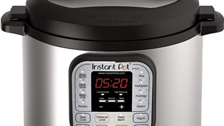 Instant Pot DUO60 6 Qt 7-in-1 $59